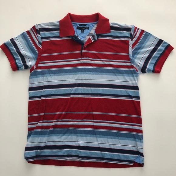 f4e888a9 Tommy Hilfiger Shirts | Mens Polo Size Large C03 | Poshmark